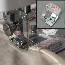 Hot Sale Home Adjustable Bias Binder Presser Foot Feet Snap for Sewing Machines