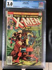 Uncanny X-Men 102 (1976) Juggernaut Origin of Storm Marvel 🔑 Cgc 3.0