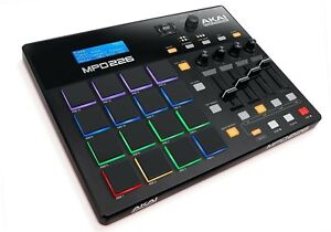 Akai Professional MPD226   16-Pad USB/MIDI Pad Controller With Full Complement
