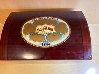 H.UPMANN 2000 LIMITED EDITION CIGAR HUMIDOR #616 OF 2000 *14G