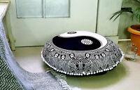 "32"" New Indian Shaolin Mandala Floor Pillow Meditation Round Cushion Cover Sham"