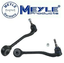 For BMW E53 X5 00-06 Pair Set of 2 Front Rear Control Arms Meyle w/ Ball Joints