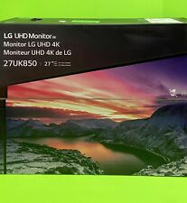 """NEW LG 27UK850-W 27"""" 4K UHD IPS Monitor with HDR10 with USB Type-C Connectivity"""