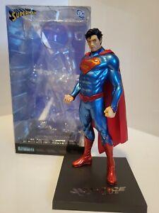 Justice League SUPERMAN Artfx+ Statue DC Comics Kotobukiya