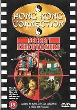 SECRET EXECUTIONERS - NEW (Martial Arts) DVD - FREE UK POST