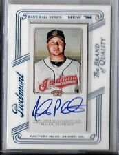 JHONNY PERALTA 2010 TOPPS 206 CERTIFIED AUTOGRAPH