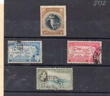 Barbados Valores del año 1920-58 (DX-488)