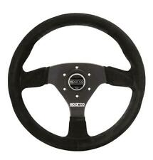 Sparco Steering Wheel R383 Suede Black