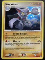 Carte Pokemon SCORVOL 5/146 Holo D&P Eveil des Légendes FR NEUF