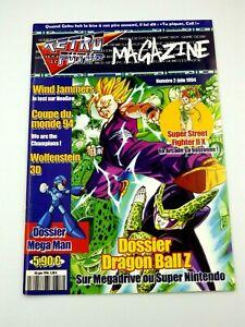Book Retro to The Future Magazine Number 2 Folder Dragon Ball Z Book
