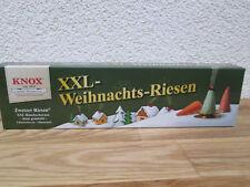 KNOX Räucherkerzen XXL-Weihnachts-Riesen 5 Räucherkerzen + Glimmschale Wählbar