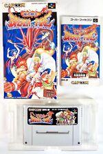 BREATH OF FIRE Nintendo Super Famicom SFC SNES Jap Japan (2)