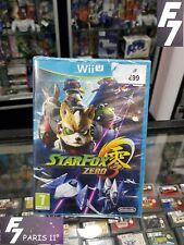 Jeu Star Fox Zero Nintendo Wii U NEUF/NEW