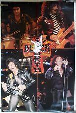 RARE BLACK SABBATH 1982 VINTAGE ORIGINAL MUSIC POSTER