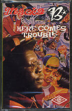 Macka B - Here Comes Trouble Cassette Tape - Mad Professor - SEALED Reggae