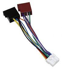 Adaptateur Convertisseur Fiche ISO Câble Faisceau pour autoradio Panasonic CQ-FX