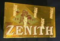 1997 Pinnacle Zenith NFL Football Sealed Box 24 packs Z-Team Inserts Possible