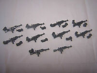 10 Adeptus Mechanicus Skitarii Vanguard Radium Carbines (bits)