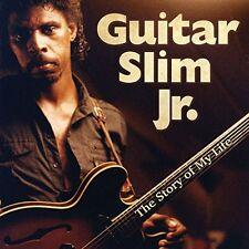 Guitar Slim Jr - The Story Of My Life [CD]