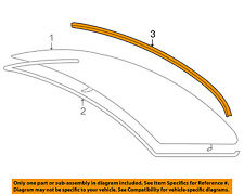 BMW OEM 07-11 328i Rear Window Glass-Surrround Lower Molding Trim 51317138664