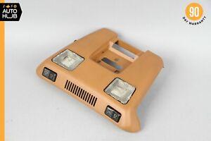 90-95 Mercedes R129 SL320 SL500 300SL Overhead Dome Light Lamp Java OEM