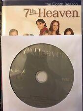 7th Heaven - Season 8, Disc 4 REPLACEMENT DISC (not full season)