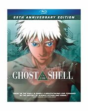 Ghost in the Shell: 25th Anniversary Edition [Blu-ray] Free Shipping