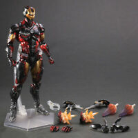 Variant Play Arts Kai Marvel Universe Iron Man PVC Action Figure New In Box