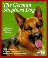 German Shepherds [Complete Pet Owner's Manuals]