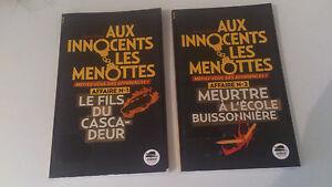 Gérard Morel - Aux innocents les menottes, Tomes 1 & 2 - Oskar