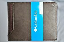 New Columbia Tablet Sleeve Envelope Pour Tablette Fits Ipad 1,2,3 & 4 Brown