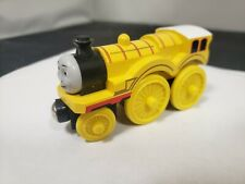 Thomas The Train Wooden Railway MOLLY THE YELLOW ENGINE FREE SHIP