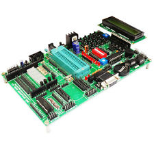 8051/AT89S52 Development Board ATMEL microcontroller RS232 communication
