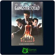 Gangster Squad (DVD)  Sean Penn - Emma Stone - Ryan Gosling - Crime Action