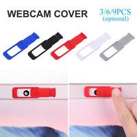 Slider WebCam Cover Lens Privacy Sticker For Phone Laptop iPad Mac Tablet
