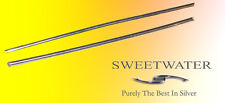 "Sweetwater 4"" 99.99% Pure Silver Wire Rods"