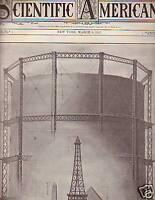 1907 Scientific American Mar 2 - New Yellowfin Albacore