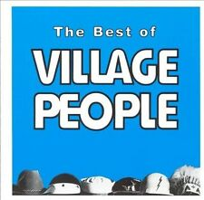 THE VILLAGE PEOPLE--The Best Of--CD