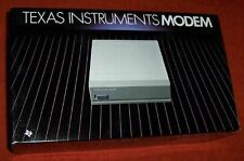 NEW Texas Instruments Hex-Bus MODEM for TI CC-40 CC40 Compact Computer