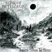 ALTAR OF BETELGEUZE Darkness Sustains The Silence DEATH DOOM STONER METAL