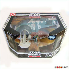 Star Wars OTC Boba FETT & Slave 1 Vehicle Set New Sealed