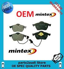 For Audi A4 Quattro Volkswagen Passat Disc Brake Pad Mintex D 600 MTX//MDB1826