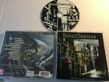 Mind Odyssey - Schizophenia CD 1995 Rising Sun Productions ‎34434, Semaphore Fr