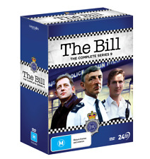 The Bill Series 9 - DVD Region 4