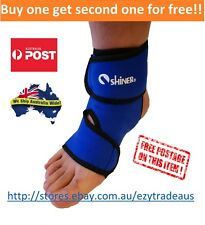 Adjustable Neoprene Ankle Support Brace Sports Ankle Protector compression brace