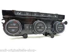VW Passat B8 3G panel aire acon. 5G1907044A Volante calefacción Climatronic