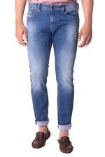 DIESEL W28 L32 Men's THAVAR 0669B_STRETCH Distressed Faded Slim Skinny Jeans