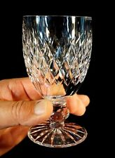 Beautiful Waterford Crystal Boyne Claret Glass