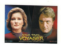 2015 PHILLY NON SPORT SHOW STAR TREK VOYAGER  PROMO CARD #P3