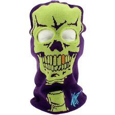 $30 Neff X-Ray Ski Mask Beanie purple